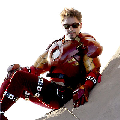 ACTION FIGURE photo | Robert Downey Jr.