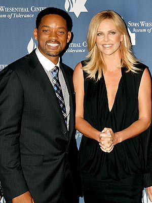 HONORABLE MENTION photo | Charlize Theron, Will Smith