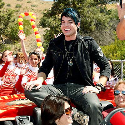 HOMECOMING KING photo | Adam Lambert