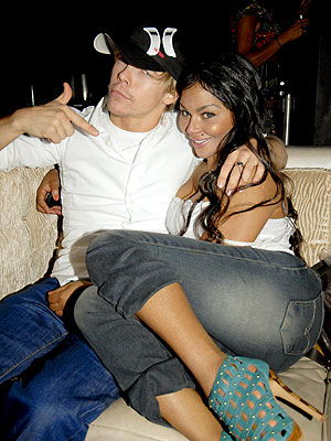 IN DA CLUB photo | Derek Hough, Lil' Kim