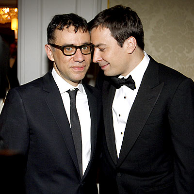 'MOVING' IN photo | Fred Armisen, Jimmy Fallon