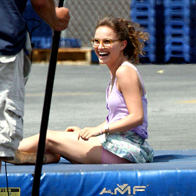 Natalie Portman The Isreali American actress exploded into public