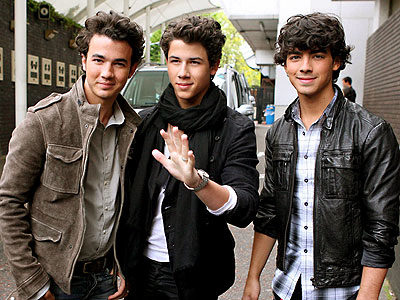 GONE ABROAD photo | Joe Jonas, Jonas Brothers, Kevin Jonas, Nick Jonas