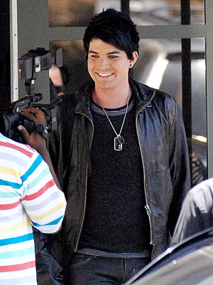 GRIN AND BEAR IT photo | Adam Lambert