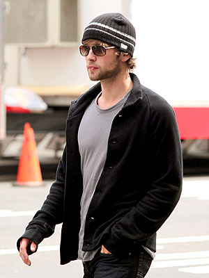 GOING INCOGNITO photo | Chace Crawford