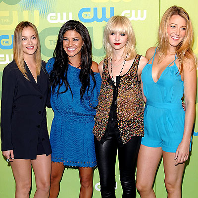 'GIRL' POWER photo | Blake Lively, Jessica Szohr, Leighton Meester, Taylor Momsen