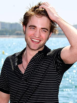 SHINE ON photo | Robert Pattinson