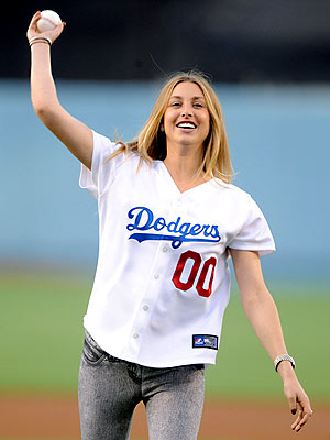 FEVER PITCH photo | Whitney Port