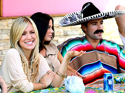 FIESTA TIME photo | Brody Jenner, Kristin Cavallari