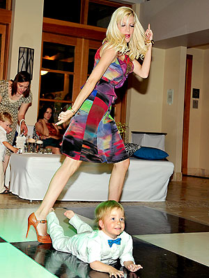 DANCE FEVER photo | Tori Spelling