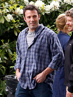 GOOD 'COMPANY' photo | Ben Affleck