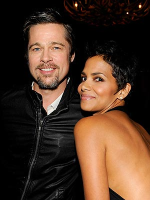 DYNAMIC DUO photo | Brad Pitt, Halle Berry