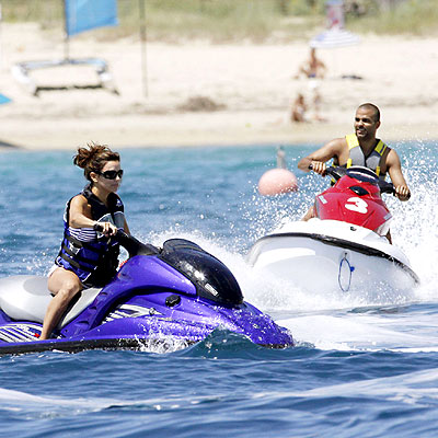SPEED RACERS photo | Eva Longoria, Tony Parker