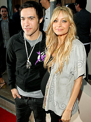 DESIGNING DUO photo | Nicole Richie, Pete Wentz
