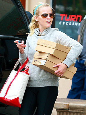 SHOE-IN photo | Reese Witherspoon