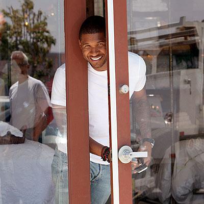 GETTING AHEAD photo | Usher