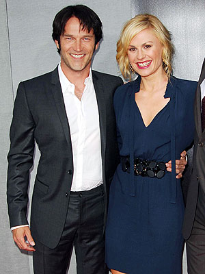 'TRUE' LOVE photo | Anna Paquin, Stephen Moyer