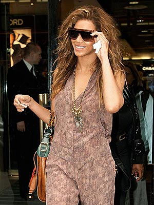 VISION QUEST  photo | Beyonce Knowles