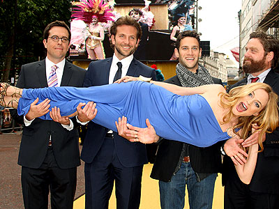 CARRIED AWAY photo | Bradley Cooper, Ed Helms, Heather Graham, Justin Bartha, Zach Galifianakis