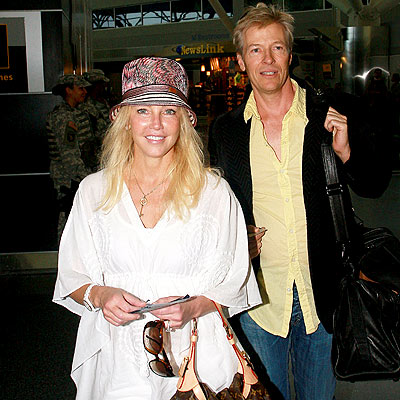 TRAVEL BUDDIES photo | Heather Locklear, Jack Wagner