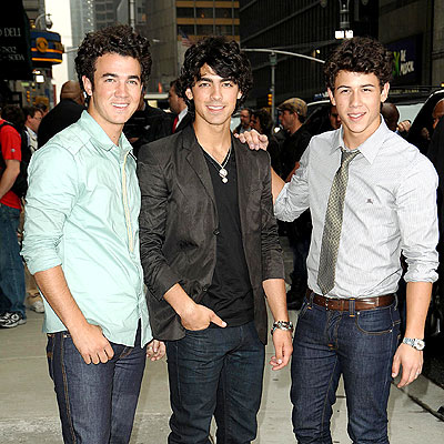THREE OF A KIND photo  Joe Jonas, Jonas Brothers, Kevin Jonas, Nick Jonas