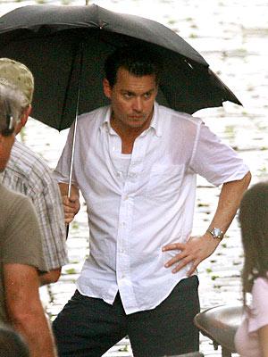 RAIN MAN photo | Johnny Depp