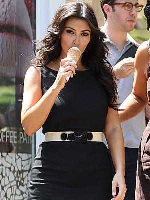 ICE, ICE BABY photo | Kim Kardashian