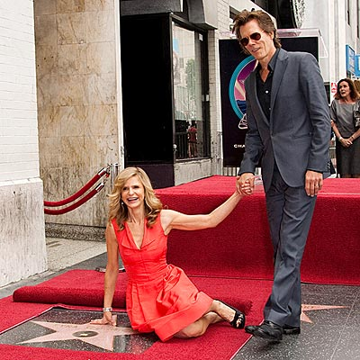 &#39;STAR&#39; COUPLE photo | Kevin Bacon, Kyra Sedgwick