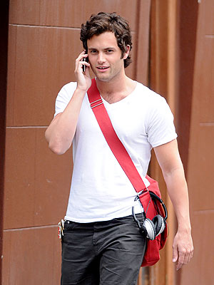 CAN YOU HEAR HIM NOW? photo | Penn Badgley