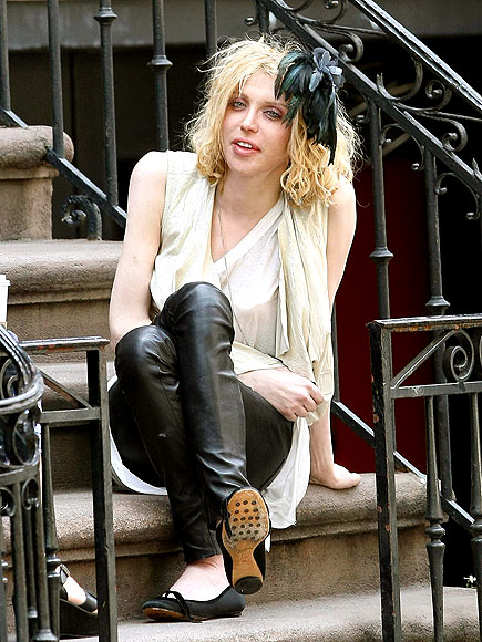 STAIR MASTER photo | Courtney Love