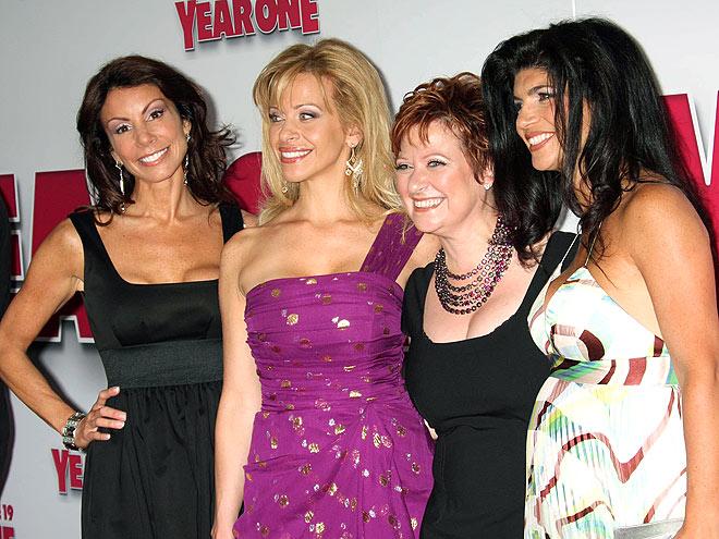 ALL FOR 'ONE' photo   Caroline Manzo, Danielle Staub, Dina Manzo, Teresa Giudice