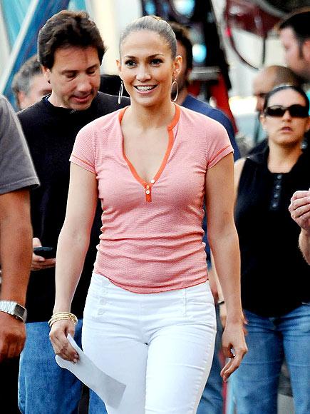 READY ON SET photo   Jennifer Lopez
