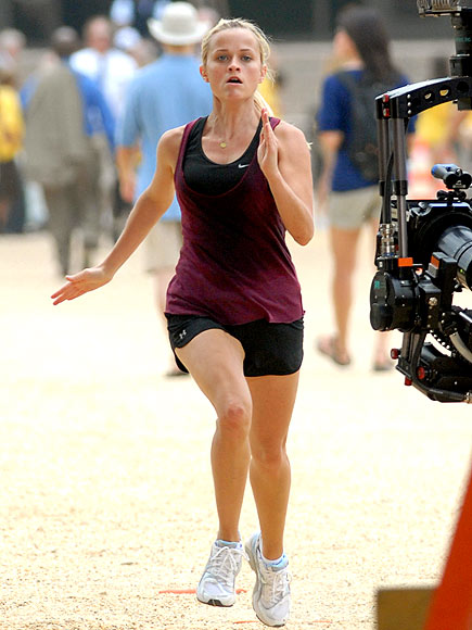 POWER FORWARD photo | Reese Witherspoon