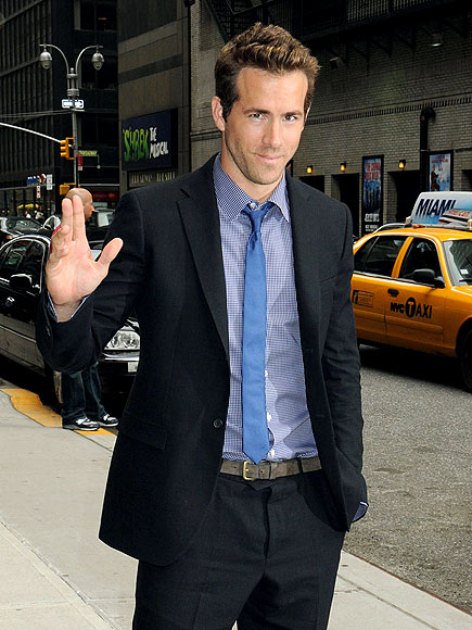 SUITS ON photo | Ryan Reynolds