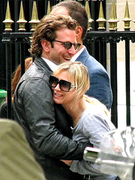 HUG IT OUT  photo | Bradley Cooper, Renee Zellweger