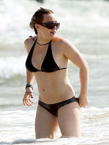 SUPER SOAKER photo | Hilary Duff