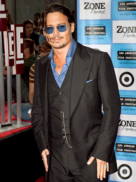 Star Tracks: Wednesday, June 24, 2009 - DAPPER DEPP - Johnny Depp :