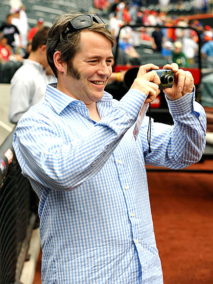 SPORTS FAN photo | Matthew Broderick