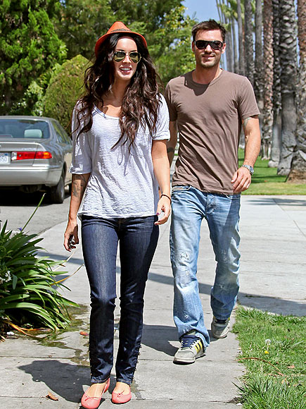 MORNING STAR photo | Brian Austin Green, Megan Fox