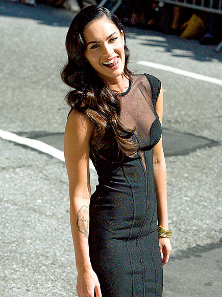 LOOKING 'FOX'-Y photo | Megan Fox
