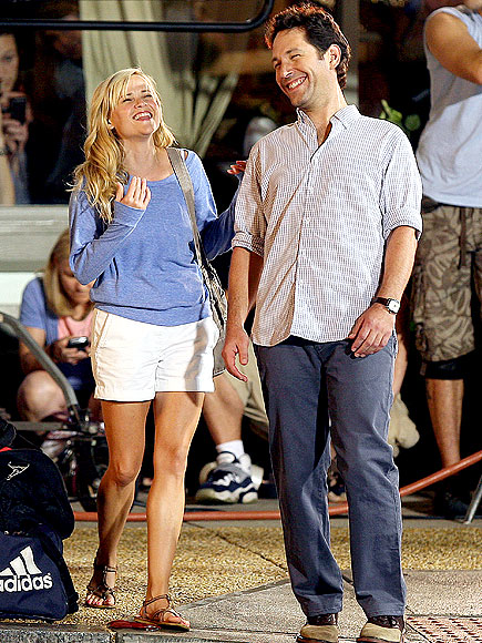 JUST FOR LAUGHS photo | Paul Rudd, Reese Witherspoon