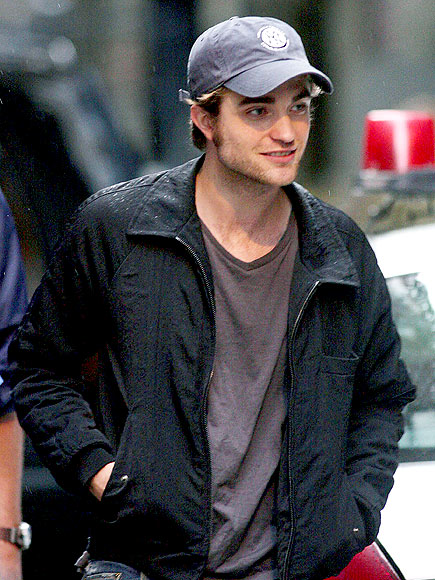 PUT A LID ON IT photo | Robert Pattinson