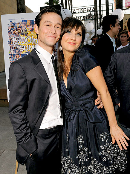 'SUMMER' OF LOVE photo | Joseph Gordon-Levitt, Zooey Deschanel