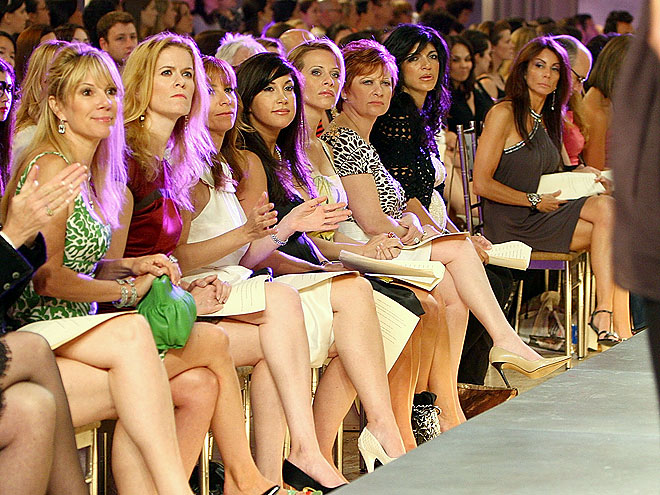 CLOTHES CALL photo | Caroline Manzo, Danielle Staub, Dina Manzo, Teresa Giudice