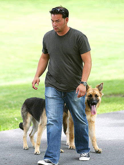 MAN'S BEST FRIENDS photo | Jon Gosselin