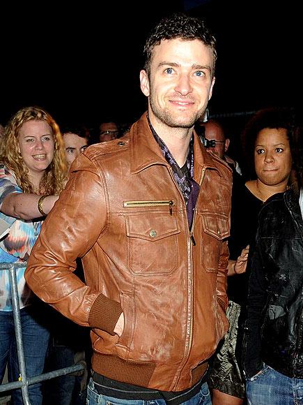 JACKET REQUIRED photo | Justin Timberlake