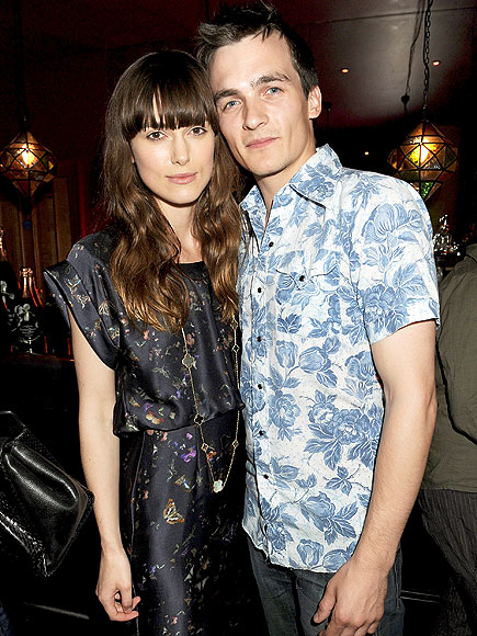 PREMIERE PAIR photo | Keira Knightley, Rupert Friend