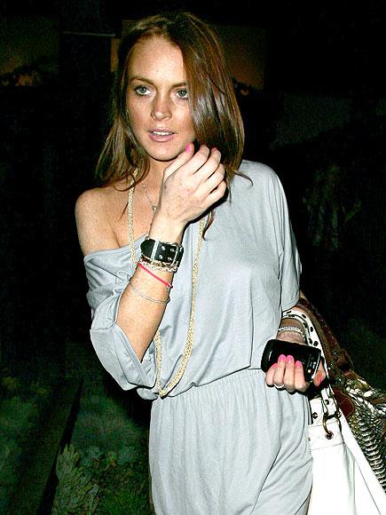 GRAY LADY photo | Lindsay Lohan