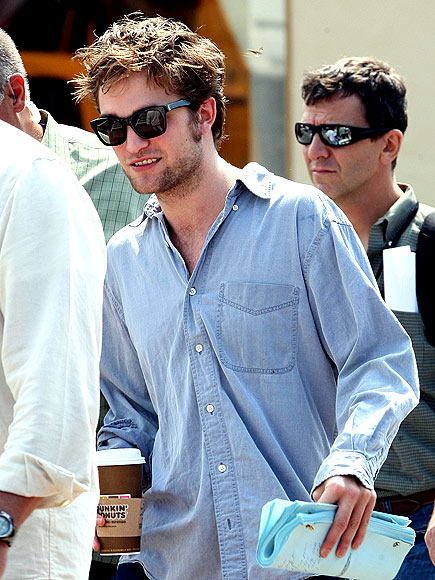 THE READER photo | Robert Pattinson