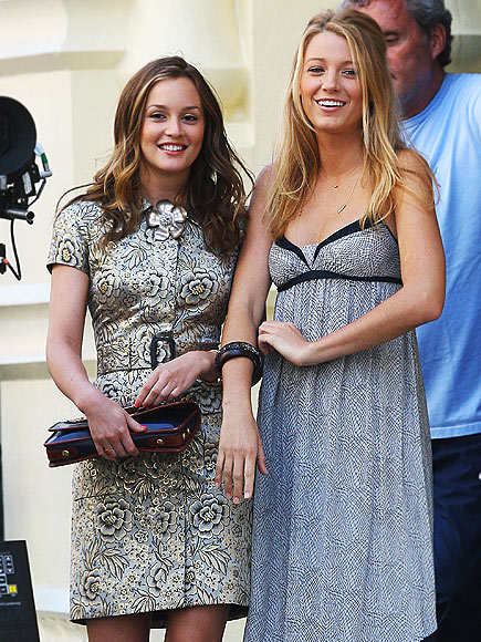 DESIGNER DUO photo | Blake Lively, Leighton Meester